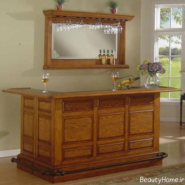 مدل میز بار شیک و کلاسیک