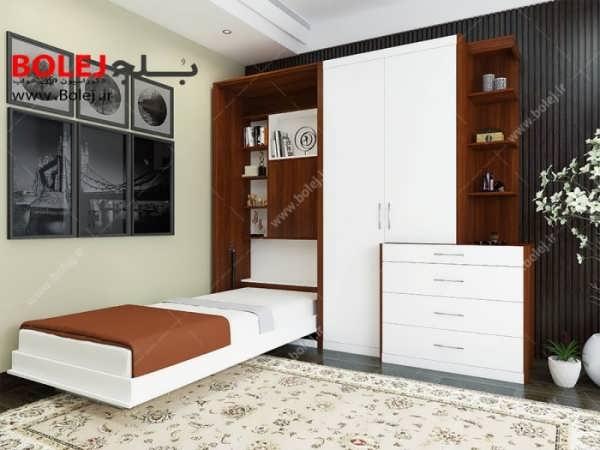 مدل تخت خواب شیک تاشو