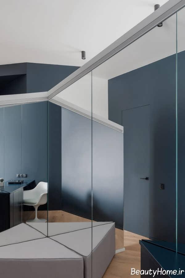 اتاق کار با دیزاین متفاوت