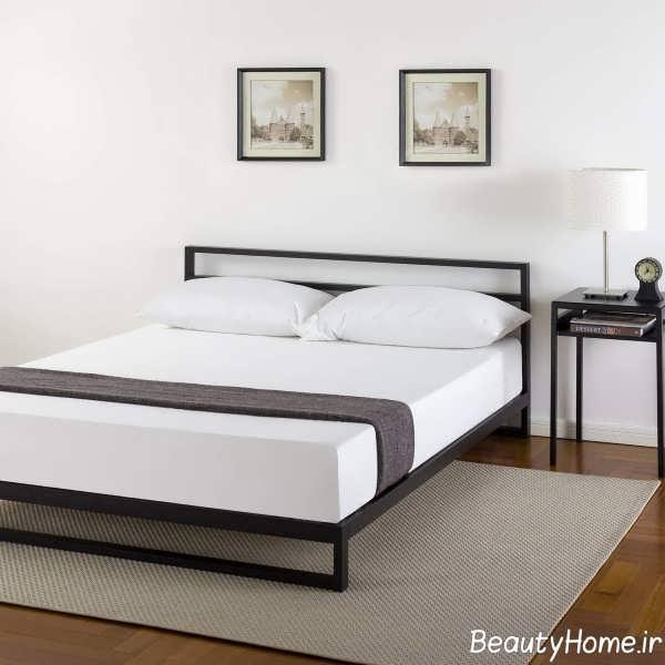 تخت خواب دو نفره لاکچری