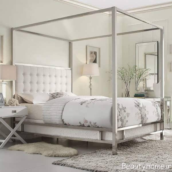 دیزاین ایده آل تخت خواب