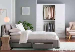 دیزاین شیک تخت خواب