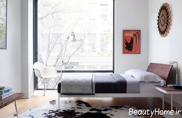 طراحی جدید تخت خواب