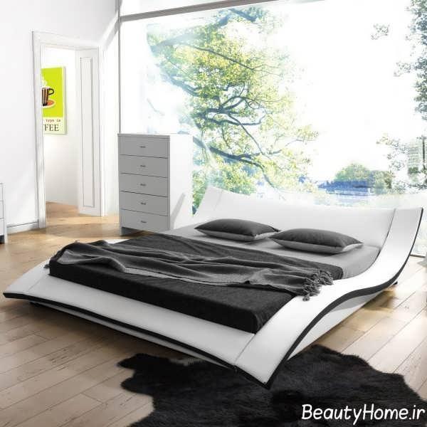 تخت خواب لاکچری