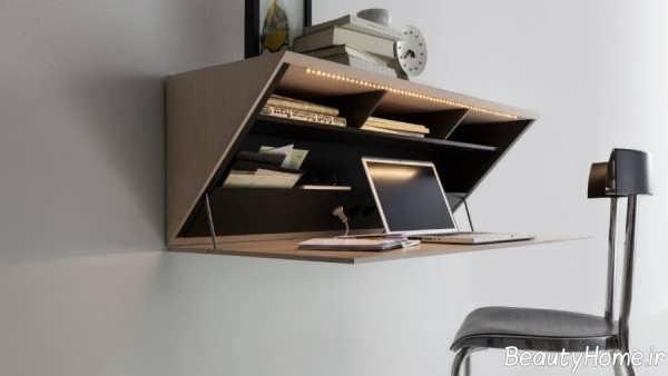 مدل میز کامپیوتر کاربردی و جدید