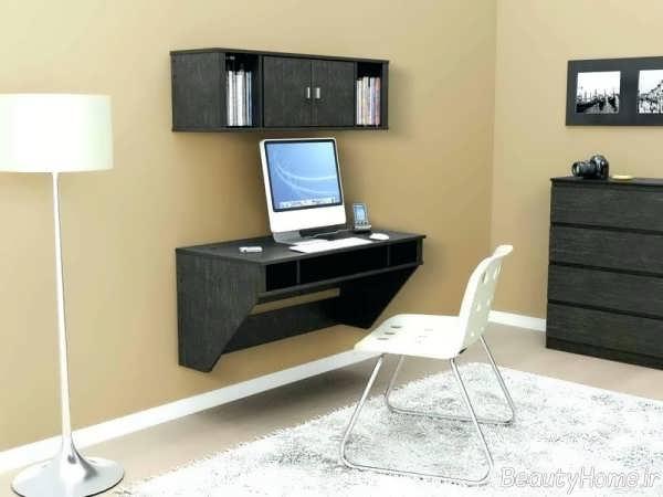 مدل میز کامپیوتر ام دی اف