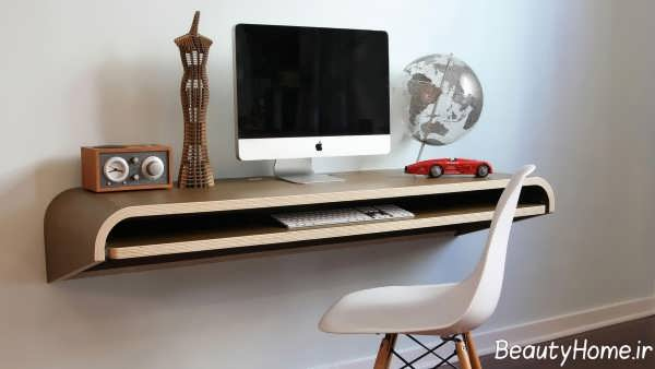 میز کامپیوتر شیک و زیبا