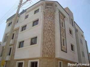 نما سنگی ساختمان