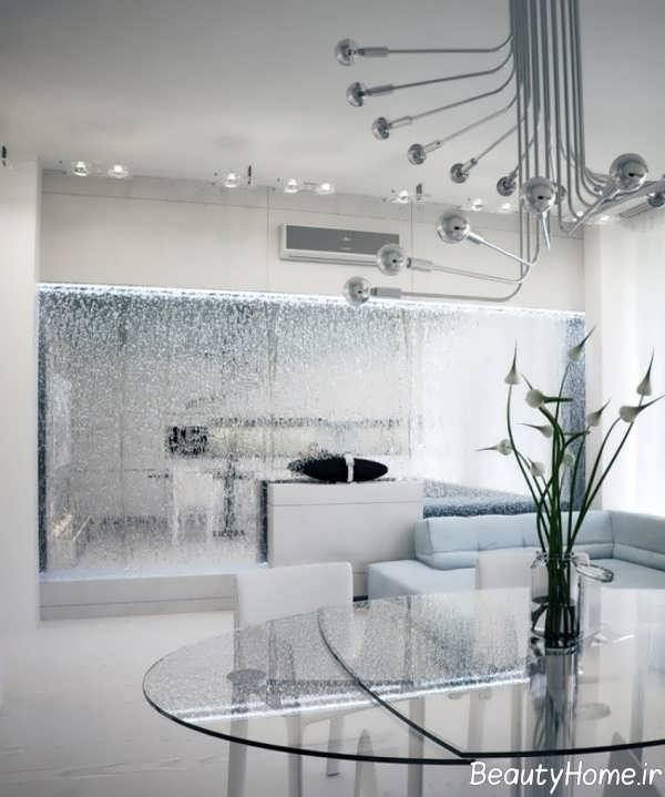 طراحی عالی آبنمای خانگی