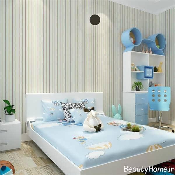 کاغذ دیواری ایده آل برای اتاق خواب