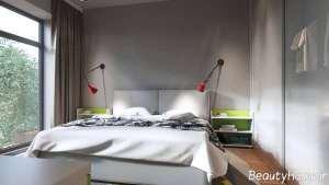 دیزاین اتاق خواب پر انرژی