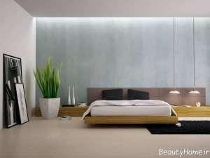 دکوراسیون زیبا و لوکس اتاق خواب