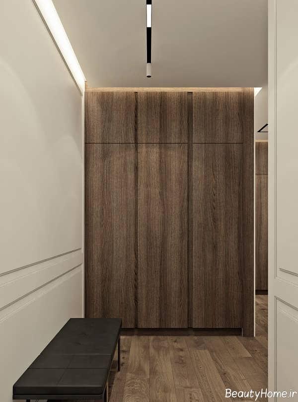 طراحی زیبا و مدرن منزل