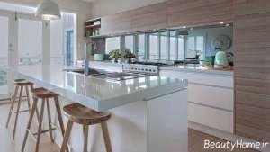 دکوراسیون آشپزخانه مدرن 2018