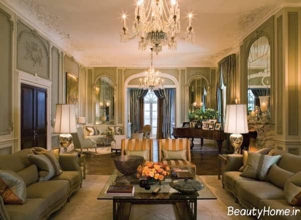 دیزاین دکوراسیون داخلی منزل 2018