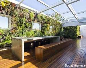 دکوراسیون فضای سبز در منزل