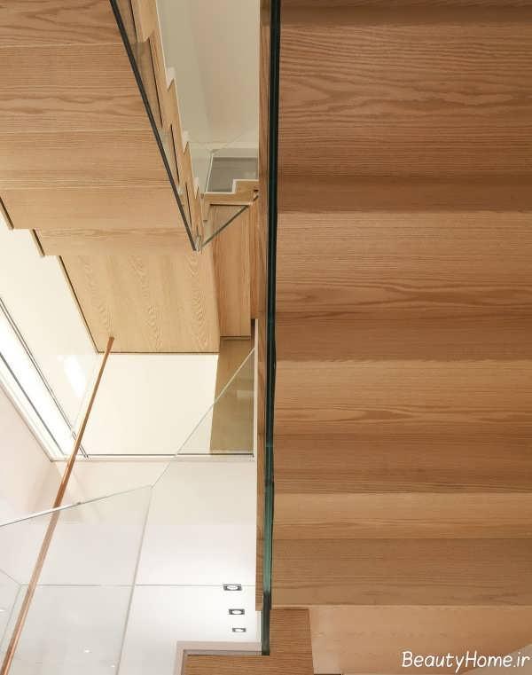 طراحی داخلی خانه سه طبقه