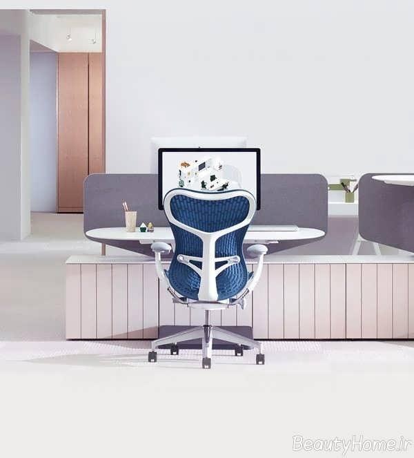 دیزاین راحت صندلی کامپیوتر