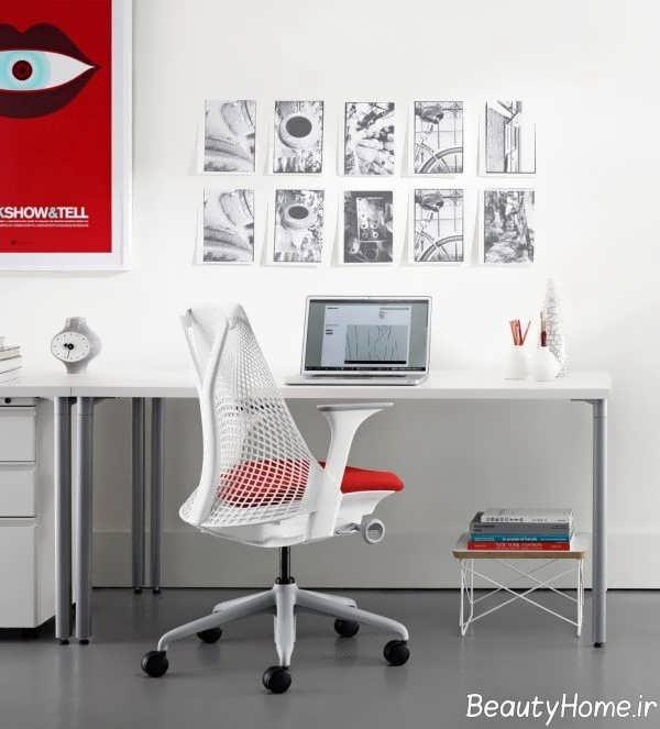 مدل راحتی صندلی کامپیوتر