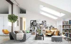 طراحی داخلی اتاق پذیرایی