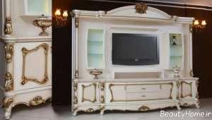 مدل میز تلویزیون کلاسیک