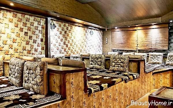 دکوراسیون رستوران سنتی