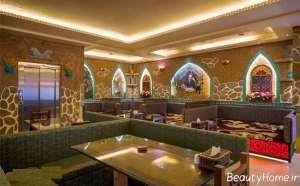 دیزاین داخلی رستوران سنتی