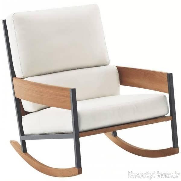 صندلی زیبای راک
