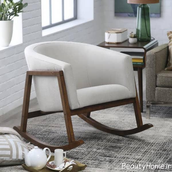 صندلی راک با طرح زیبا