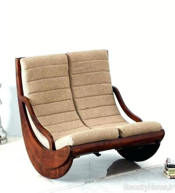 مدل لاکچری صندلی گهواره ای