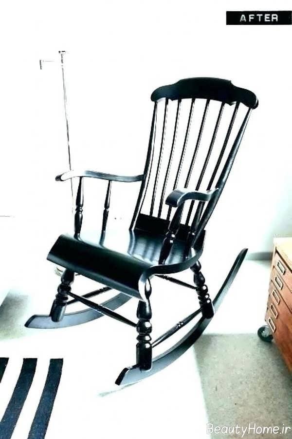 طراحی زیبای صندلی شومینه ای