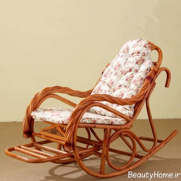 صندلی گهواره ای راحتی