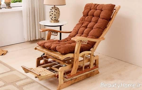 مدل راحتی صندلی راک