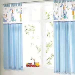 مدل پرده زیبا برای اتاق کودک