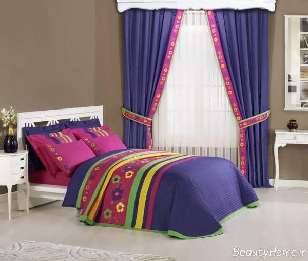 مدل پرده جدید برای اتاق کودک