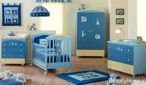 مدل سرویس خواب آبی نوزاد