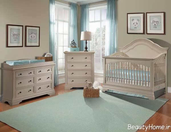 سرویس خواب استخوانی برای نوزاد