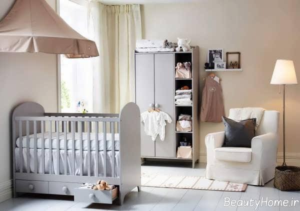 مدل سرویس خواب نوزاد شیک و جدید