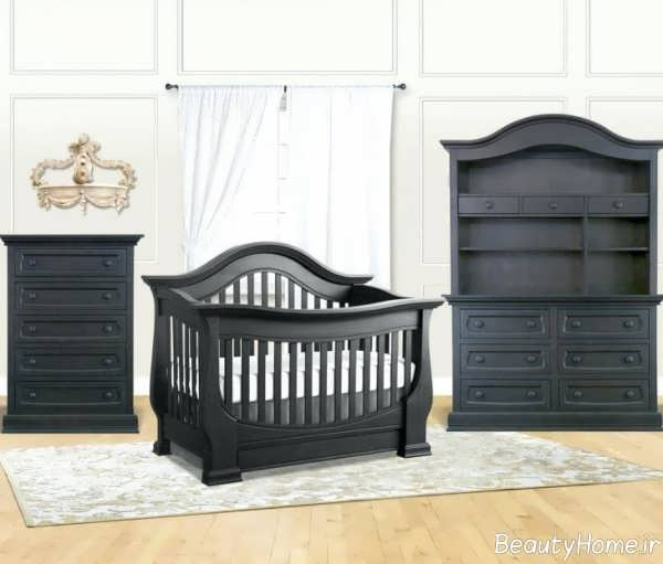 سرویس خواب کلاسیک نوزادی