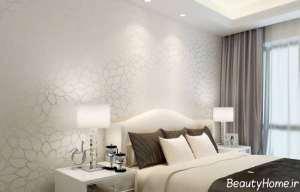 مدل کاغذ دیواری مخصوص اتاق خواب