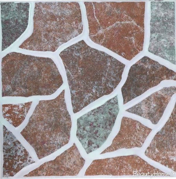 مدل سرامیک با طرح سنگ