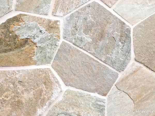سرامیک زیبا با طرح سنگ