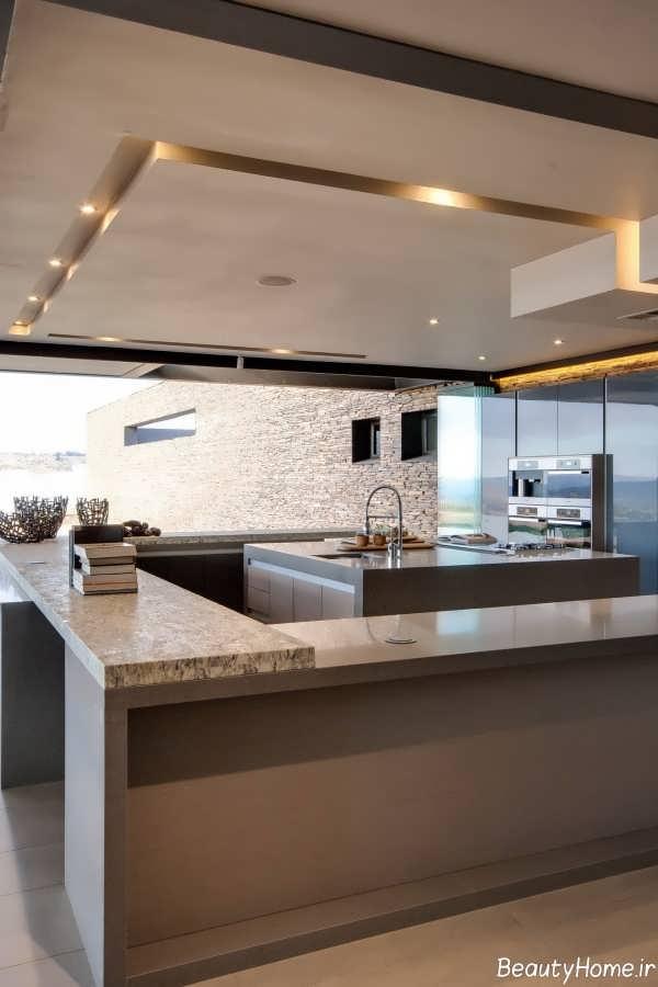 طراحی سقف آشپزخانه