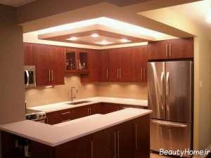 دیزاین سقف آشپزخانه