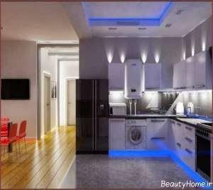 طراحی سقف آشپزخانه کوچک