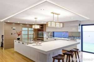 کناف سقف آشپزخانه