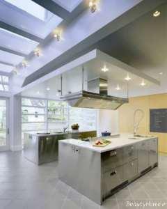 طراحی سقف برای آشپزخانه