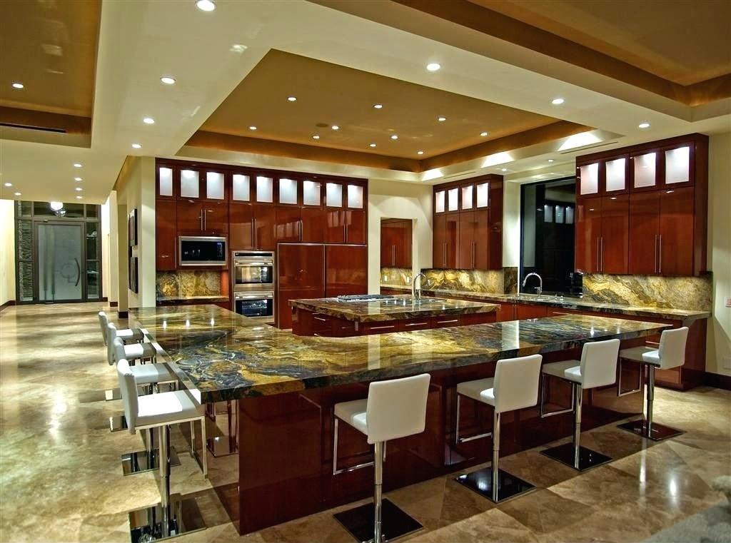 Luxury Ideas For Lavish Living Room Style: طراحی سقف آشپزخانه بسیار زیبا برای خانه های ایرانی