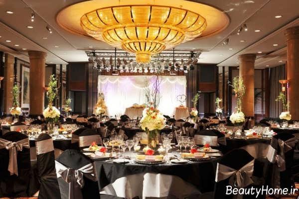 دیزاین داخلی رستوران