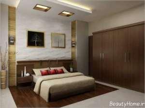 طراحی داخلی اتاق خواب کوچک